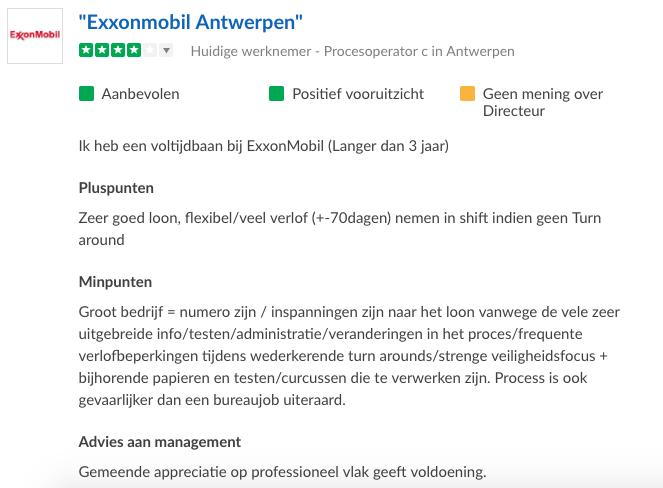 Employer branding review
