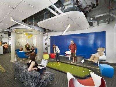 employer branding google office