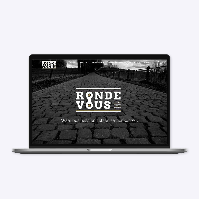 Portfolio - Ronde-Vous website